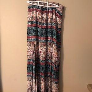 Maurices Maxi Skirt